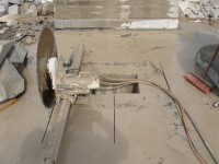 Track Sawing  by Chase + Drill + Saw Ltd, Oman, Italy &  Ireland